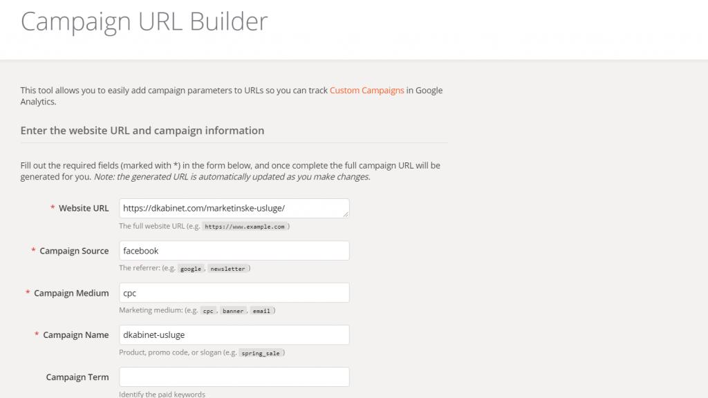 campaign-url-builder